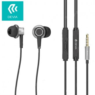 هندزفری سیمی Devia T1 Acorn IN-Ear Headphones