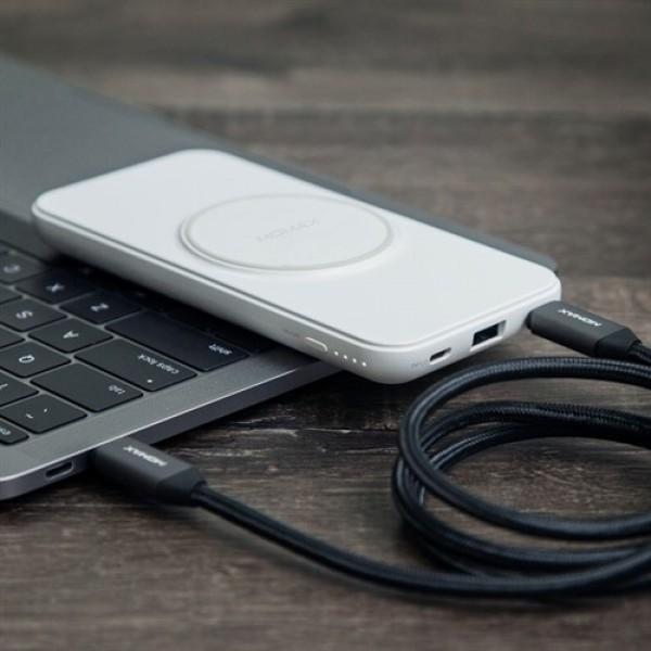 پاوربانک وایرلس فست شارژ 10000 میلی آمپر مومکس Momax QPower 3 IP83 Qualcomm 3.0