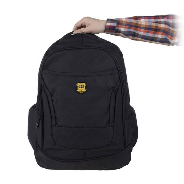 کوله پشتی لپ تاپ BAG CAT LOGO-KC601 مناسب لپ تاپ 15.6 اینچی