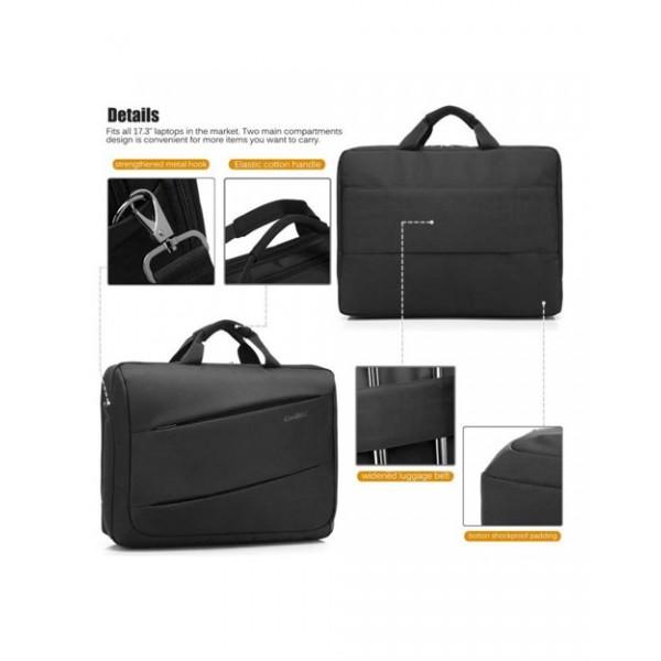 کیف دستی لپ تاپ BAG COOLBELL CB-2068 مناسب لپ تاپ 17.3 اینچی