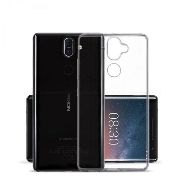 قاب ژله ای نوکیا Nokia 8 Sirocco