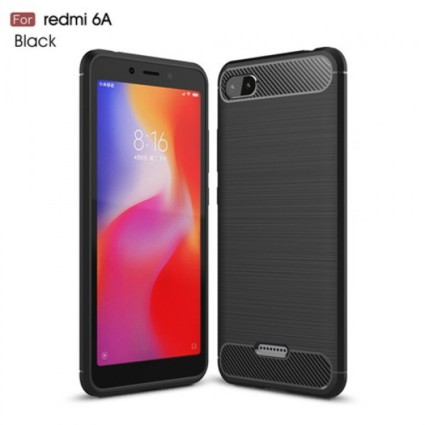 قاب فیبر کربنی Rugged Armor مناسب Xiaomi Redmi 6a