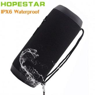اسپیکر بلوتوث ضد آب و پاوربانک هاپ استار Hopestar P7 Bluetooth Speaker