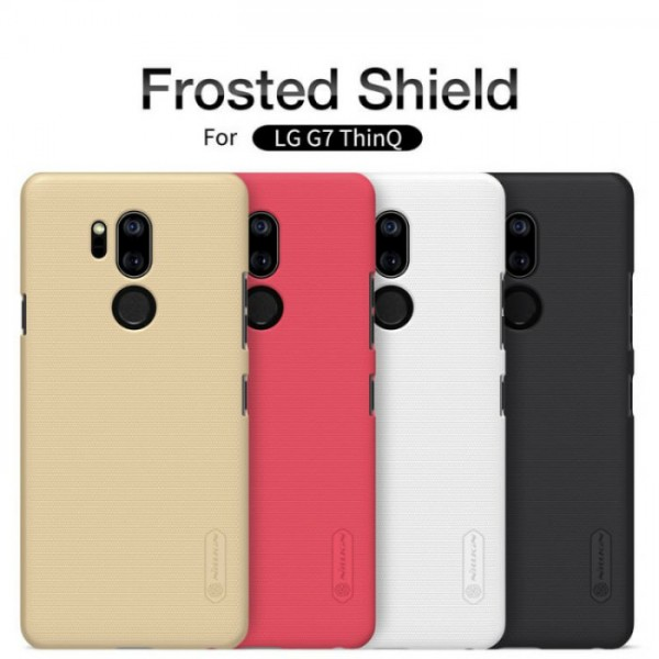 کاور محافظ نیلکین Frosted Shield مناسب LG G7 ThinQ