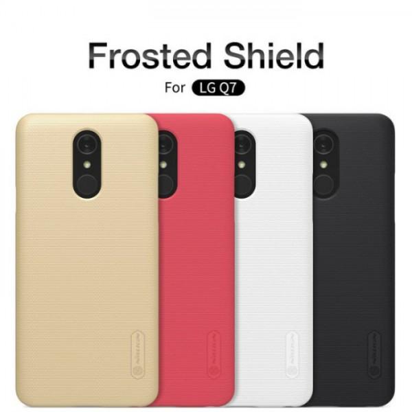 کاور محافظ نیلکین Frosted Shield مناسب LG Q7