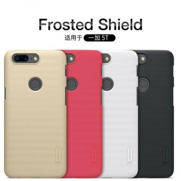 کاور محافظ نیلکین Frosted Shield مناسب OnePlus 5T