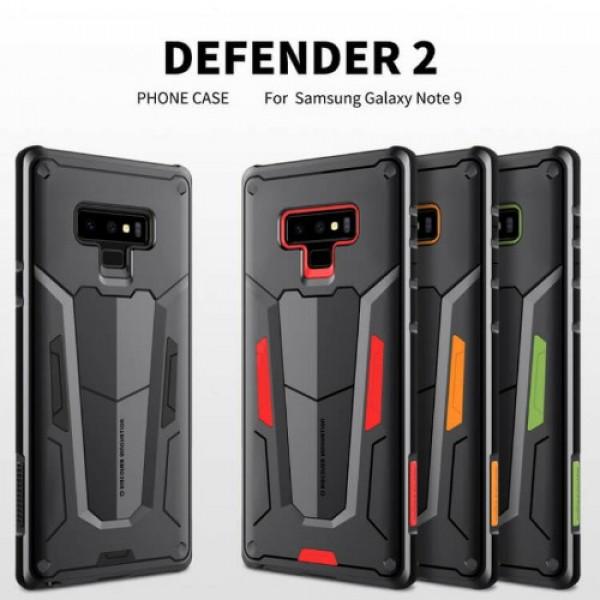 گارد محافظ نیلکین سامسونگ Samsung Galaxy Note 9 Nillkin Defender II