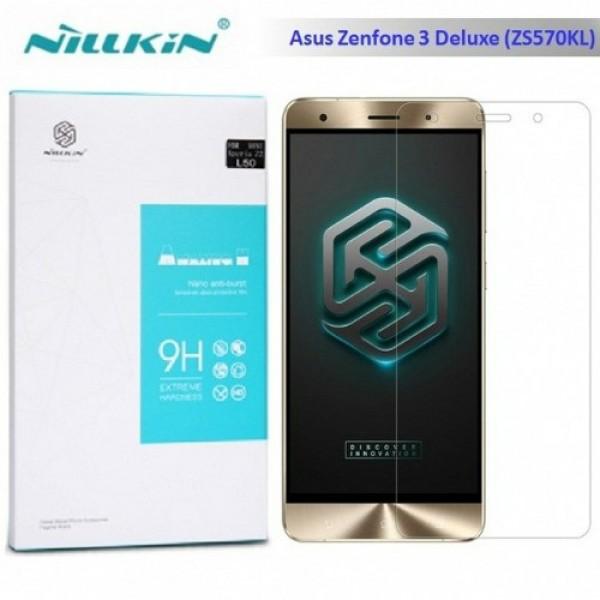 محافظ صفحه نمایش شیشه ای نیلکین ایسوس Nillkin H Glass Asus Zenfone 3 Deluxe ZS570KL