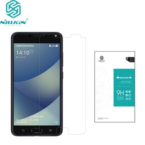 محافظ صفحه نمایش شیشه ای نیلکین ایسوس Nillkin H Glass Asus Zenfone 4 Max ZC554KL
