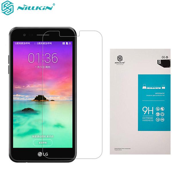 محافظ صفحه نمایش شیشه ای نیلکین ال جی Nillkin H Glass LG K10 2017