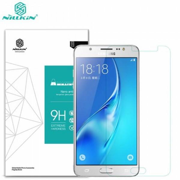 محافظ صفحه نمایش شیشه ای نیلکین سامسونگ Nillkin H Glass Samsung Galaxy J7 2016 / J710