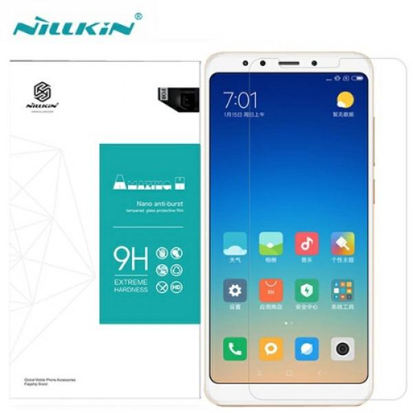 محافظ صفحه نمایش شیشه ای نیلکین شیائومی Nillkin H Glass Xiaomi Redmi 5