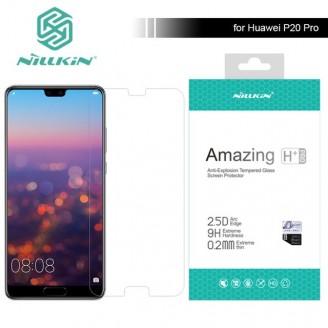 محافظ صفحه نمایش شیشه ای نیلکین H+ Pro Glass Huawei P20 Pro