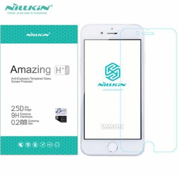محافظ صفحه نمایش شیشه ای نیلکین H+ Pro Glass Apple iPhone 7 Plus / 8 Plus