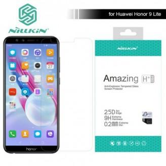 محافظ صفحه نمایش شیشه ای نیلکین H+ Pro Glass Huawei Honor 9 Lite
