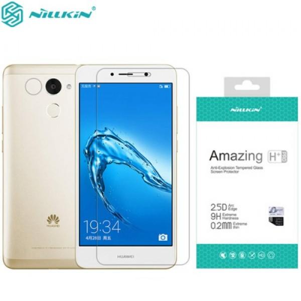 محافظ صفحه نمایش شیشه ای نیلکین H+ Pro Glass Huawei Y7 Prime/Enjoy 7 Plus