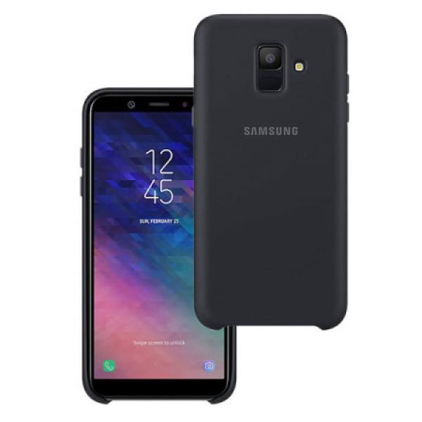 قاب سیلیکونی مناسب Samsung Galaxy A6 2018 Silicone Case