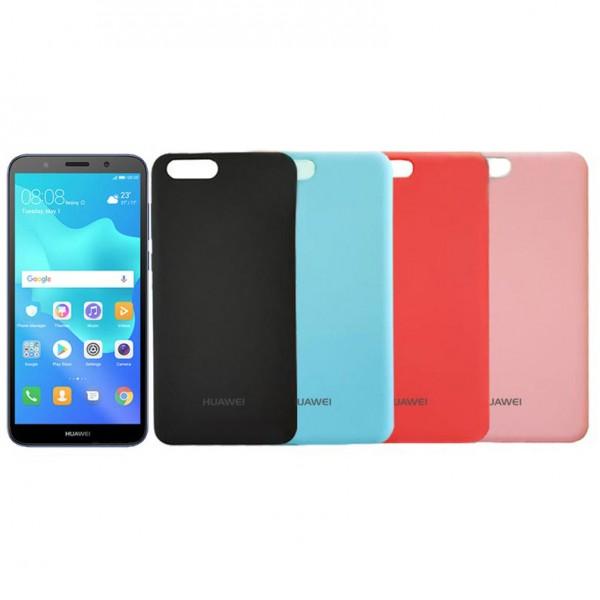 قاب سیلیکونی مناسب Huawei Y5 Prime 2018 / Y5 2018 Silicone Case