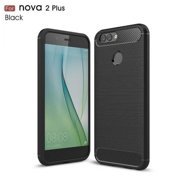 قاب فیبر کربنی Rugged Armor مناسب Huawei Nova 2 Plus