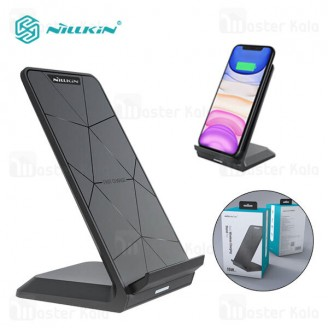 شارژر وایرلس نیلکین Nillkin Fast Wireless Charging Stand Pro MC049 PD QC3.0 15W توان 15 وات