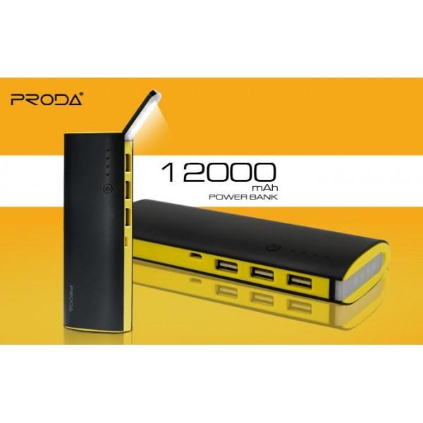 پاوربانک 12000 میلی آمپر ریمکس پرودا Proda Remax RPP-11 Star Talk
