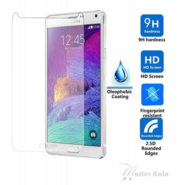 محافظ صفحه نمایش شیشه ای Samsung Galaxy Note 4