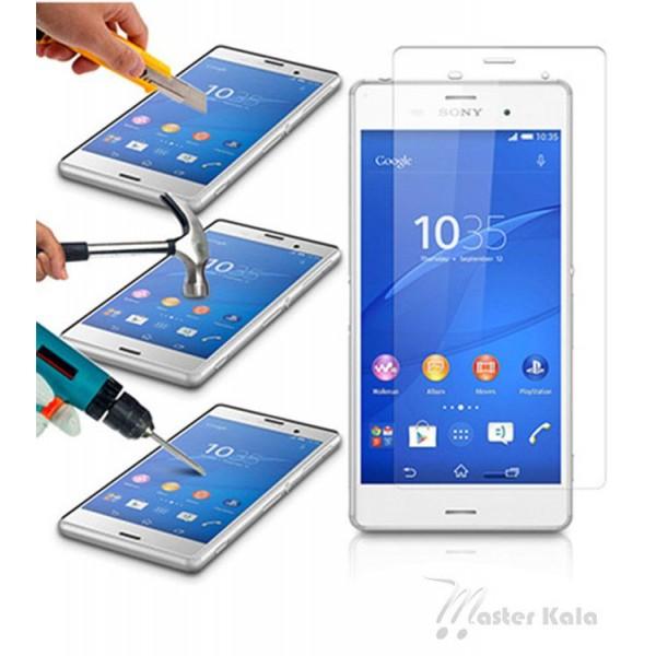 محافظ صفحه نمایش شیشه ای Sony Xperia Z3
