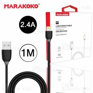 کابل لایتنینگ ماراکوکو Marakoko MCB8 توان 2.4 آمپر با طول 1 متر