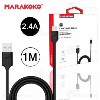 کابل لایتنینگ ماراکوکو Marakoko MCB4 توان 2.4 آمپر با طول 1 متر