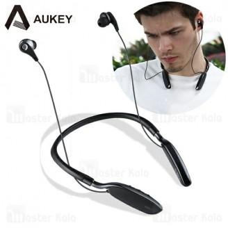 هندزفری بلوتوث آکی AUKEY EP-B39 Bluetooth Headset طراحی گردنی