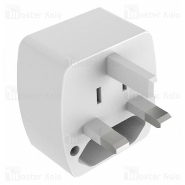 مبدل برق چندکاره امی EMY Z4 Universal Plug با توان 6 آمپر