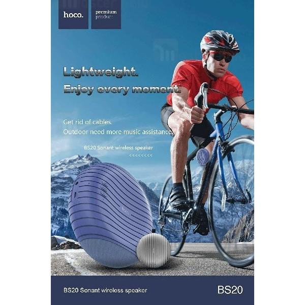 اسپیکر بلوتوث هوکو HOCO BS20 Easy To Carry Bluetooth Speaker