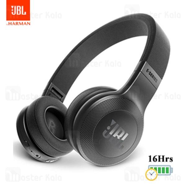 هدفون بلوتوث جی بی ال JBL E45BT Wireless on-ear headphones