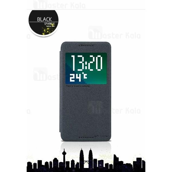 کیف کلاسوری هوشمند نیلکین اچ تی سی HTC Desire 820 Nillkin Sparkle