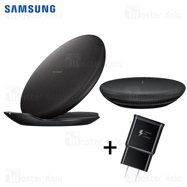 شارژر وایرلس فست شارژ سامسونگ Samsung EP-PG950TBEGAE Convertible 9W توان 9 وات