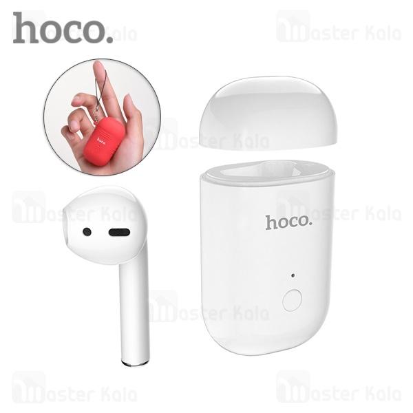 هدست بلوتوث تک گوش طرح ایرپاد هوکو Hoco E39