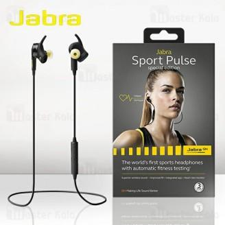 هندزفری بلوتوث جبرا Jabra Sport Pulse Special edition طراحی گردنی