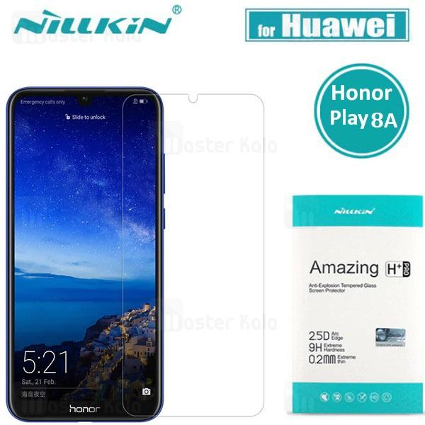 محافظ صفحه شیشه ای نیلکین هواوی Huawei Honor 8A / Honor Play 8A Nillkin H+ Pro