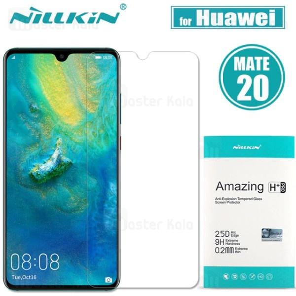 محافظ صفحه نمایش شیشه ای نیلکین هواوی Huawei Mate 20 H+ Pro Glass