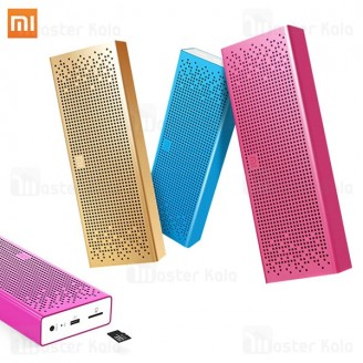 اسپیکر بلوتوث شیائومی Xiaomi Millet Square Box 2 نسخه چین - گارانتی 18 ماهه