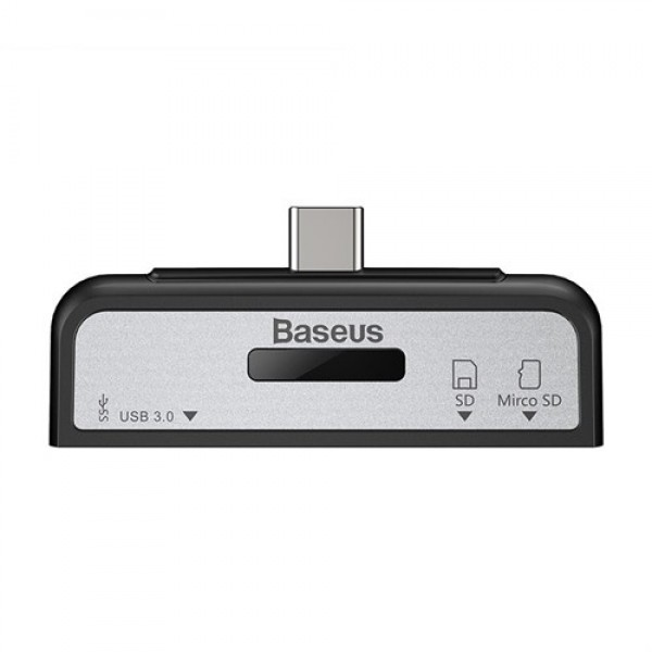 هاب و رم ریدر Type C بیسوس Baseus Data Migration OTG Card Reader