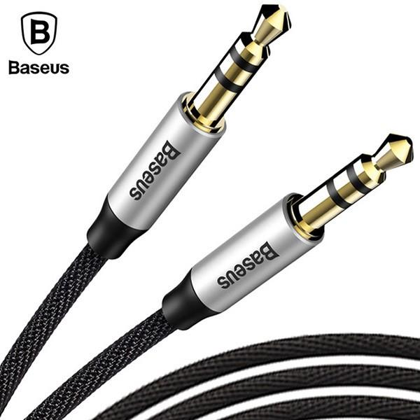 کابل انتقال صدا بیسوس Baseus Yiven Audio M30 به طول 0.5 متر