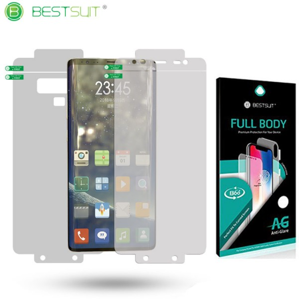 محافظ نانو مات 360 درجه AG مارک BestSuit مناسب Samsung Galaxy Note 9