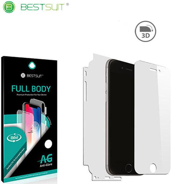 محافظ نانو مات 360 درجه Anti-Glare Full Body مارک BestSuit مناسب Apple iPhone 7