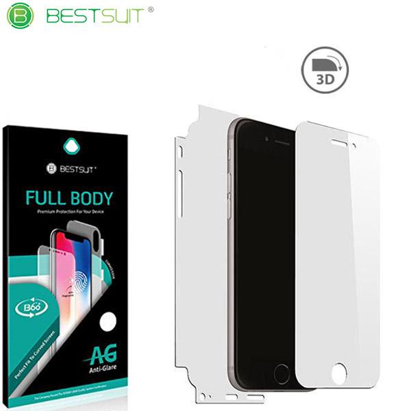 محافظ نانو مات 360 درجه Anti-Glare Full Body مارک BestSuit مناسب Apple iPhone 7 Plus