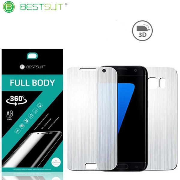 محافظ نانو مات 360 درجه Anti-Glare Full Body مارک BestSuit مناسب Samsung Galaxy S7