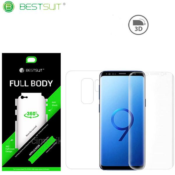 محافظ نانو پشت و رو سامسونگ Samsung Galaxy S9 Plus Bestsuit Full Body