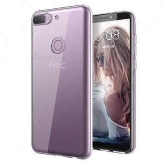 قاب ژله ای اچ تی سی HTC Desire 12 Plus