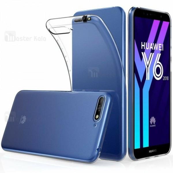 قاب ژله ای هواوی Huawei Y6 2018/Y6 Prime 2018/Honor 7A