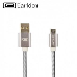 کابل میکرو یو اس بی ارلدوم Earldom ET-011M Charge And Data طول 3 متر